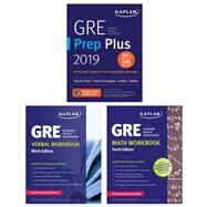 Kaplan GRE Complete 2019 by Kaplan Publishing, 9781506234656