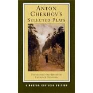 Anton Chek Sel Pl Nce PA by Chekhov,Anton, 9780393924657