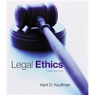 Legal Ethics by Kauffman, Kent, 9780840024657
