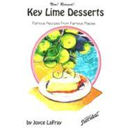 Key Lime Desserts by LaFray, Joyce, 9780942084658