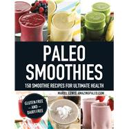 Paleo Smoothies by Lewis, Mariel, 9781440574658