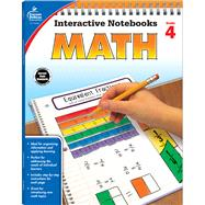 Math, Grade 4 by Carson-Dellosa Publishing, LLC, 9781483824659
