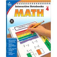 Math, Grade 4 by Carson-dellosa Publishing, 9781483824659