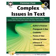 Common Core: Complex Issues in Text by Armstrong, Linda, 9781622234660