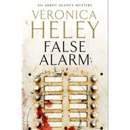 False Alarm by Heley, Veronica, 9781847514660