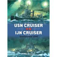 USN Cruiser vs IJN Cruiser Guadalcanal 1942 by Stille, Mark; Wright, Paul; Gerrard, Howard, 9781846034664