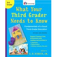 What Your Third Grader Needs to Know (Revised and Updated) by HIRSCH, E.D. JR, 9780553394665