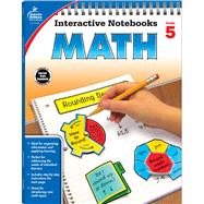 Math, Grade 5 by Carson-dellosa Publishing, 9781483824666