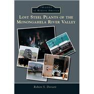 Lost Steel Plants of the Monongahela River Valley by Dorsett, Robert S., 9781467134668