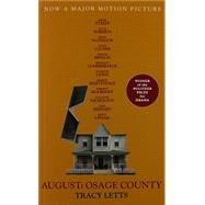 August: Osage County by Letts, Tracy, 9781559364669