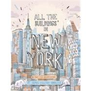 All the Buildings in New York : That I've Drawn So Far by Hancock, James Gulliver, 9780789324672
