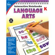 Language Arts Kindergarten by Carson-Dellosa Publishing Company, Inc.; Triplett, Angela, 9781483824673