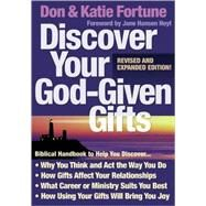 Discover Your God-given Gifts by Fortune, Don, 9780800794675