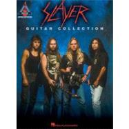 Slayer Guitar Collection by Slayer, 9781423404675