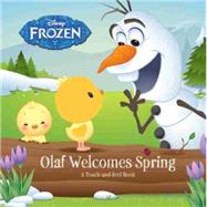 Frozen Olaf Welcomes Spring by Disney Book Group; Disney Storybook Art Team, 9781484724675