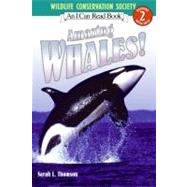 Amazing Whales! by Thomson, Sarah L., 9780060544676
