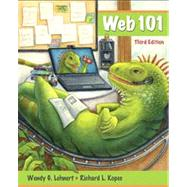 Web 101 by Lehnert, Wendy G.; Kopec, Richard L., 9780321424679