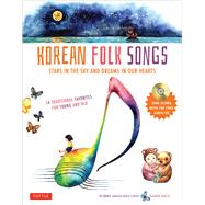 Korean Folk Songs by Choi, Robert Sang-Ung; Back, Samee, 9780804844680
