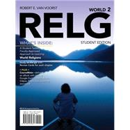 RELG World (with CourseMate Printed Access Card) by Van Voorst, Robert E., 9781285434681