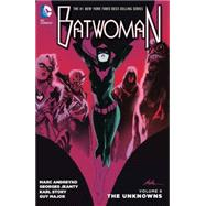 Batwoman Vol. 6: The Unknowns (The New 52) by ANDREYKO, MARCHAUN, JEREMY, 9781401254681