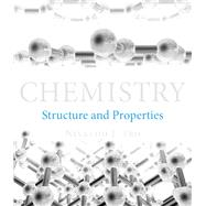 Chemistry Structure and Properties by Tro, Nivaldo J., 9780321834683
