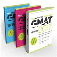 The Official Guide to the Gmat Review 2017 by Graduate Management Admission Council, 9781119254683