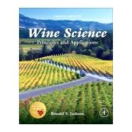 Wine Science by Jackson, Ronald S., Ph.D., 9780123814685