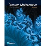 Discrete Mathematics by Johnsonbaugh, Richard, 9780321964687