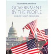 Government By the People, 2014 Elections and Updates Edition by Magleby, David B.; Light, Paul C.; Nemacheck, Christine L., 9780133914689