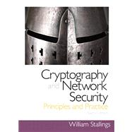 Cryptography and Network Security Principles and Practice by Stallings, William, 9780133354690