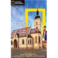National Geographic Traveler Croatia by Abraham, Rudolf, 9781426214691