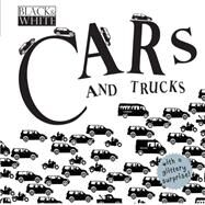 Black & White: Cars and Trucks by Stewart, David, 9781910184691