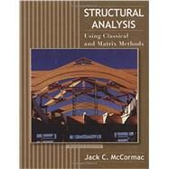 Structural Analysis by McCormac, Jack C., 9780470484692
