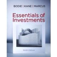 Essentials of Investments by Bodie, Zvi; Kane, Alex; Marcus, Alan, 9780078034695