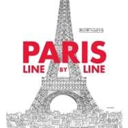 Paris, Line by Line by Robinson, 9780789324696