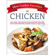 Slow Cooker Favorites Chicken by Adams Media, 9781507204696