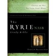 The Ryrie NAS Study Bible Hardcover Red Letter by Ryrie, Charles C., 9780802484697