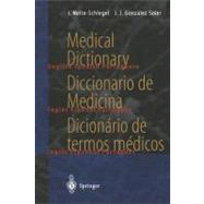 Medical Dictionary: English, Spanish, Portuguese