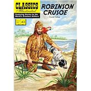 Robinson Crusoe by Defoe, Daniel; Citron, Sam, 9781906814700