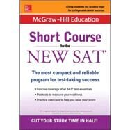 McGraw-Hill Education: Short Course for the New SAT by Johnson, Cynthia, 9781259584701