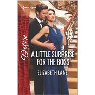 A Little Surprise for the Boss by Lane, Elizabeth, 9780373734702