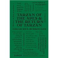 Tarzan of the Apes & The Return of Tarzan by Burroughs, Edgar Rice, 9781626864702