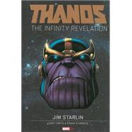 Thanos by Starlin, Jim; Smith, Andy; D'Armata, Frank, 9780785184706