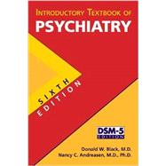 Introductory Textbook of Psychiatry by Black, Donald W., M.d., 9781585624706