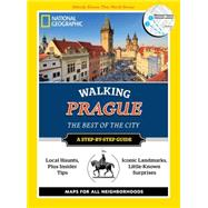 National Geographic Walking Prague by Tizard, Will, 9781426214707