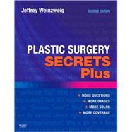 Plastic Surgery Secrets by Weinzweig, Jeffrey, 9780323034708