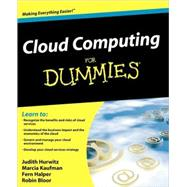 Cloud Computing For Dummies by Unknown, 9780470484708