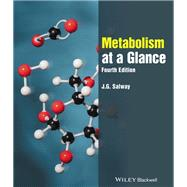 Metabolism at a Glance by Salway, J. G., 9780470674710