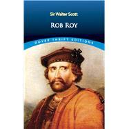 Rob Roy 9780486814711N