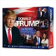 Donald Trump by Hall, Brandon C., 9780794844714